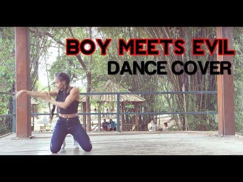 방탄소년단 (BTS) 'WINGS' Comeback Trailer : Boy Meets Evil Dance Cover.