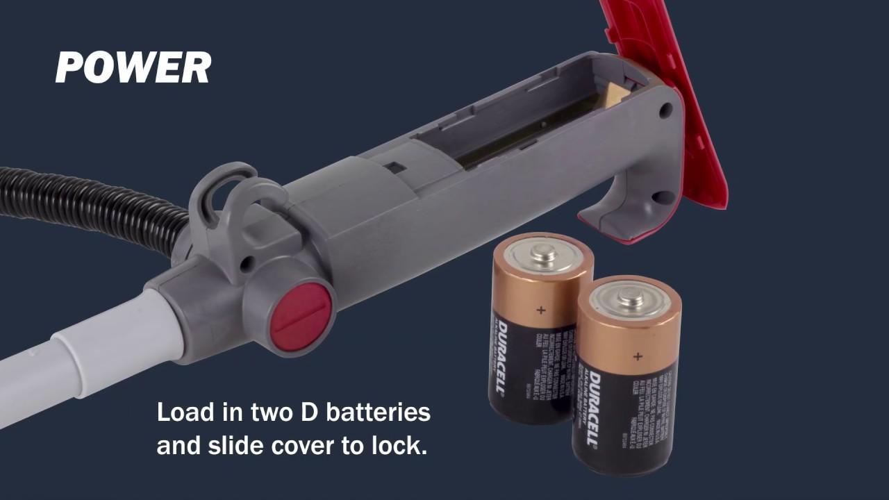 Terapump TRHA01 Battery Powered Fuel Transfer Pump