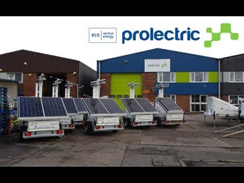 Pro Light™ Mobile Solar Lighting Tower