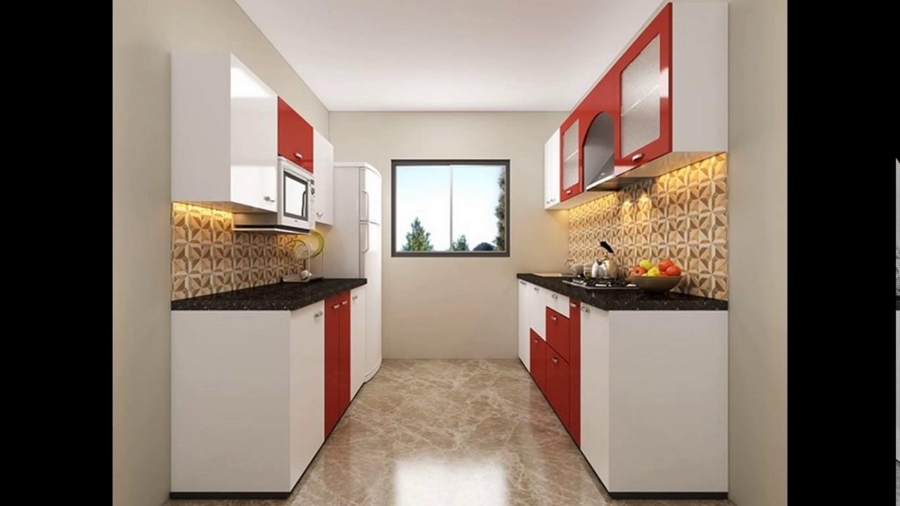 Interior Small Space Parallel Kitchen Design   Novocom.top