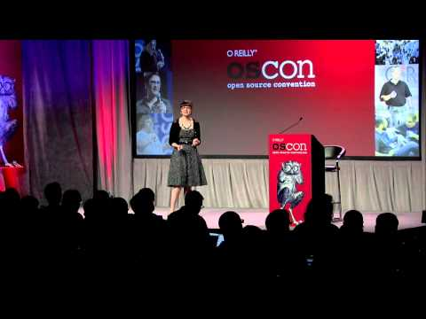 OSCON 2011:  Ariel Waldman,
