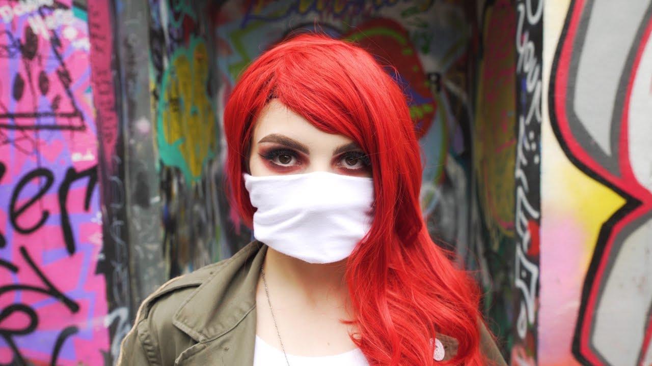 Get The Look Lights Wearable Comic Book Makeup Tutorial Youtube