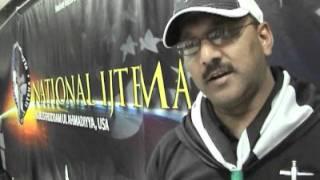 Ijtema 2011 Interview with Nazim e Alaa