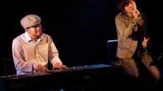 2008.4.29 大阪FM局 radio live マッキーと秦くんの2人バージョンです・...