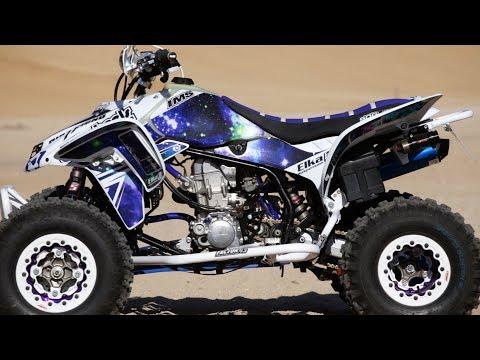 Project Honda TRX 450R Space Racer - Dirt Wheels Magazine