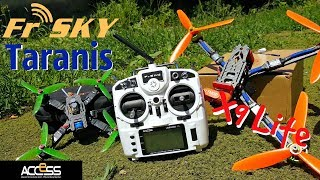 видео: FrSky Taranis X9 Lite- Новая бюджетная аппаратура, обзор, прошивка и мое мнение.
