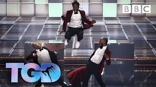 """Frotastic"" Frobacks smash boxes challenge - The Greatest Dancer 