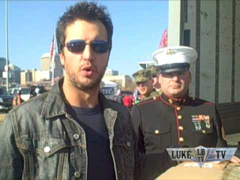 Luke Bryan TV 2008! Toys For Tots
