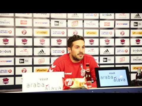 Rueda de prensa de Nicolás Laprovittola