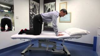 "Back pain?  What to do when your back suddenly ""goes""."