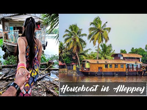 Kerala Houseboat Tour   Alleppey Backwaters