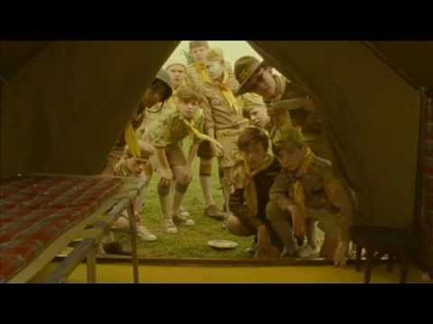 Moonrise Kingdom- Wes Anderson Interview- KCRW The Treatment Podcast 2012 (1 of 2)