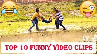 Top 10 Funny Video Clips by GUTIBAZ BOYEZ