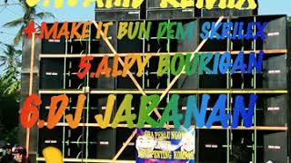 #djarashdelhore #djsenorita kumpulan lagu dj mantul yang sering di pakai karnaval 2019