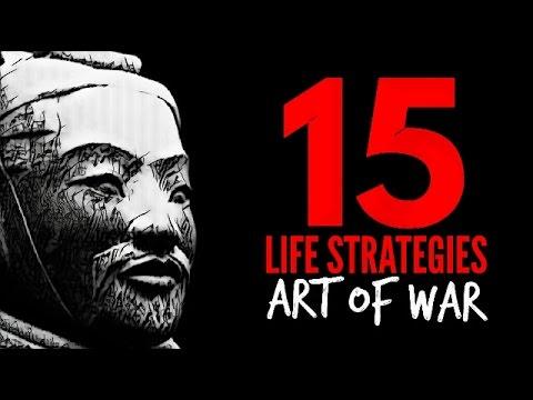 THE ART OF WAR...15 LIFE STRATEGIES |Sun Tzu| 🥋