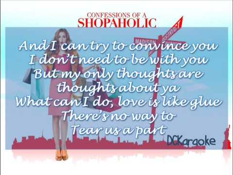 Shontelle ft Akon  Stuck With Each Other Instrumnetal wLyrics on screen HQ