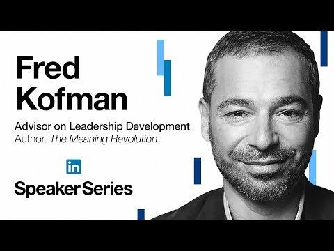 LinkedIn Speaker Series:  Fred Kofman