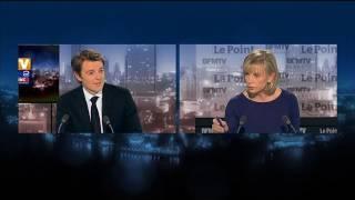 BFMTV 2012 : François Baroin face à Elisabeth Guigou