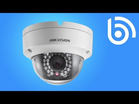 How to change password on Hikvision IP camera