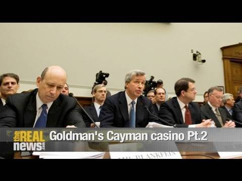 Goldman's Cayman casino Pt.2