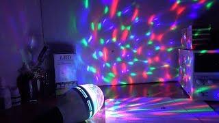 Праздничный светильник на светодиодах