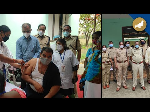 Free Vaccination for drivers by RTO Hyderabad