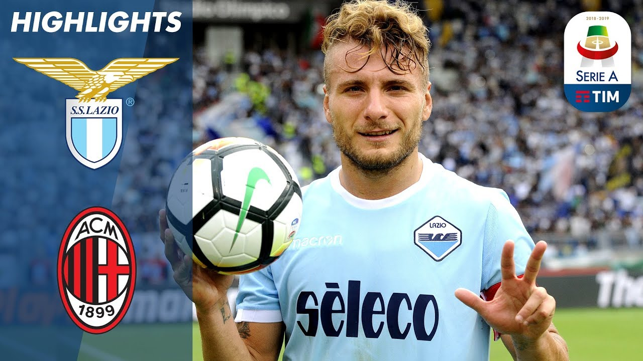 Download Lazio 4-1 Milan | Highlights | Giornata 3 | Serie A TIM 2017/18