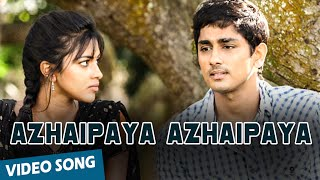 Azhaipaya Azhaipaya Official Video Song | Kadhalil Sodhapuvadhu Yeppadi | Siddharth | Amala Paul