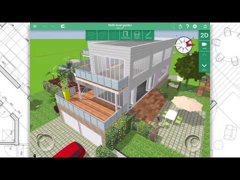 Discover Home Design 3D - Outdoor & Garden - TRAILER