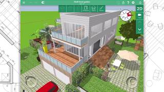 Discover Home Design 3D - Outdoor & Garden - TRAILER