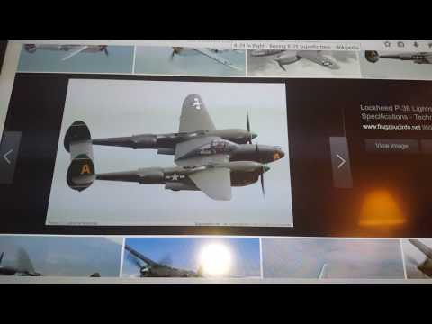 WWII Airplanes HAVE CHANGED!!!  Mandela Effect
