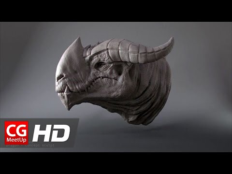 CGI 3D Modeling Showreel HD: Character and Creature Reel by Jason Brown