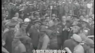 大陳軍民在中美海軍掩護下撤退來台(珍貴紀錄片)