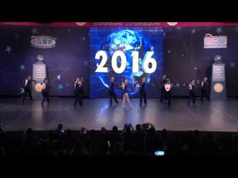 UPAC (Chile) - Rhythm Panthers [2016 Open Coed Jazz Semis]