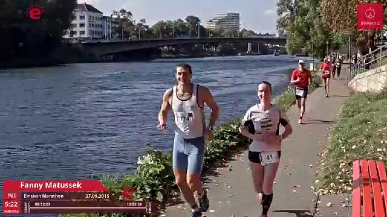 Mein erster Marathon - der Einstein-Marathon in Ulm  (white, laufen-berichte, allgemein)