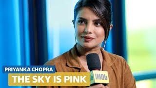 Priyanka Chopra Jonas Addresses the Portrayal of Women and Aging on Screen | FULL INTERVIEW