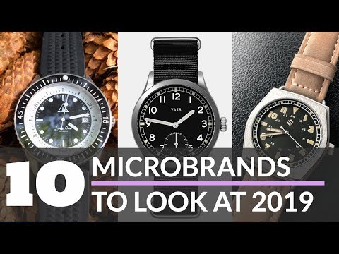 Microbrand Watches Worth The Price (2019) | 10 Cool Brands To Check Out