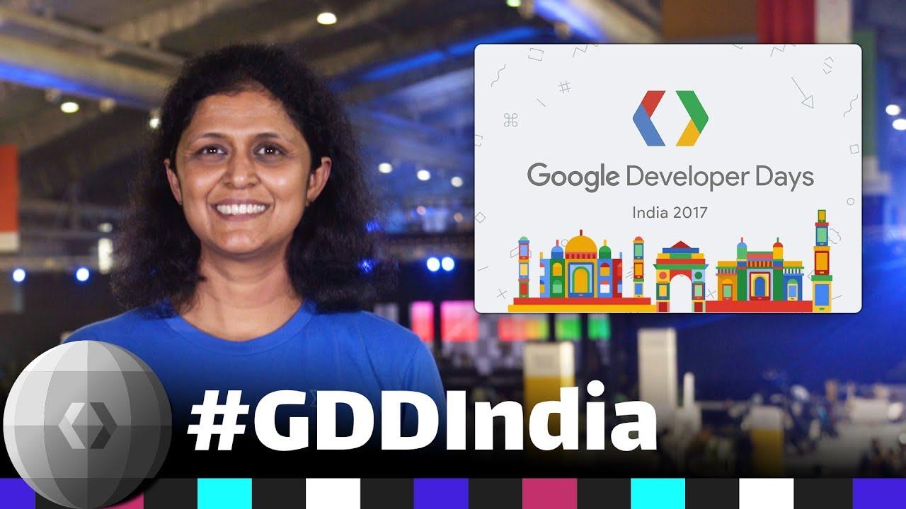 The Developer Show (GDD India '17) w/ Anitha Vijayakumar