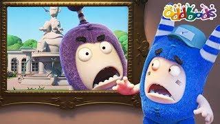 Oddbods - GALLERY GOOF-UP | NEW Full Episodes | Funny Cartoons