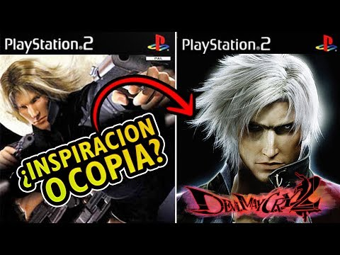 5 Videojuegos Inspirados en Devil May Cry thumbnail