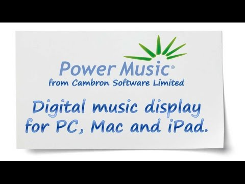 Power Music Overview - NEW!