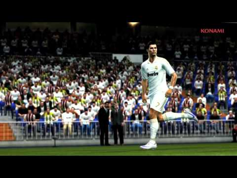 Pro Evolution Soccer 2013 Official Trailer