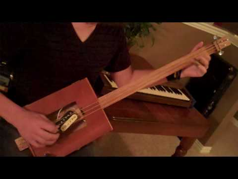 Cigar Box Guitar Jam