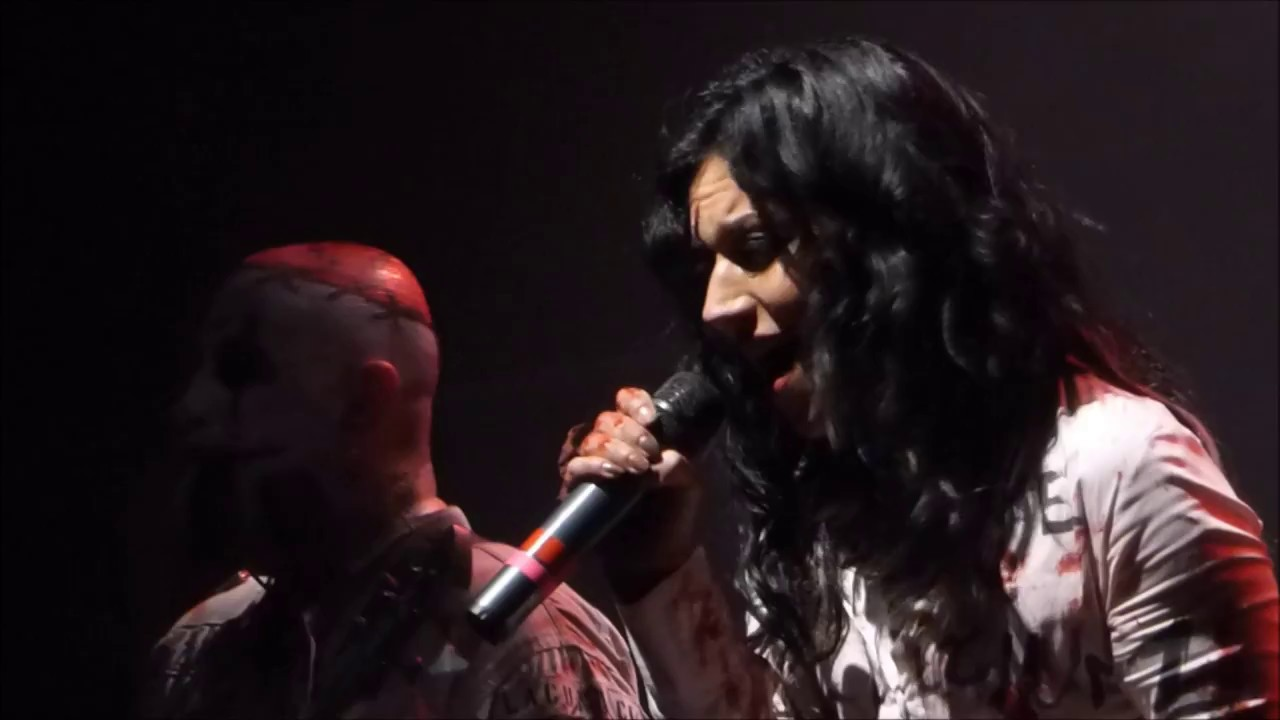 Lacuna Coil Downfall Montreal Canada 09 01 17 Youtube