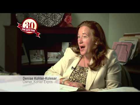 Grand Rapids Business Journal - 30 Years - Denise Kohler-Kolesar - Kohler Expos