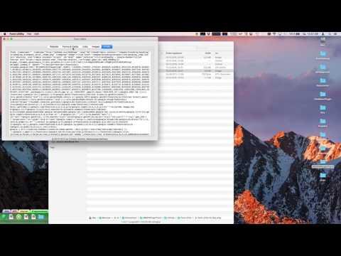 MBS FileMaker Plugin - Example Walkthrough