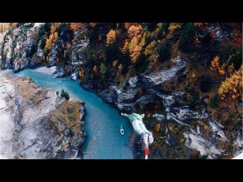 Bungy Jumping: Skippers Canyon + Kawarau Bridge