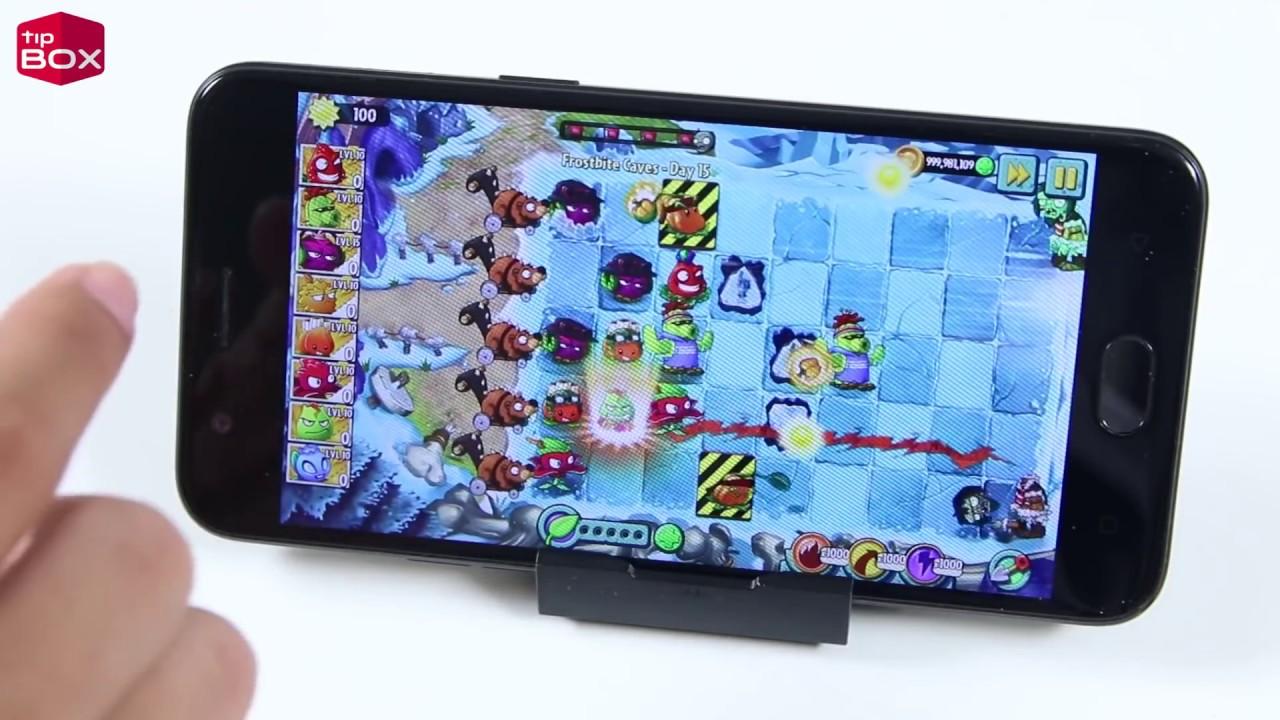 Cách hack game Plants vs Zombie 2 trên điện thoại