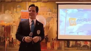 Смотреть видео Тренинг Michael Huchison в Санкт- Петербурге 30.09.18  inCruises.2 часть онлайн