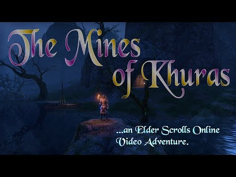 The Elder Scrolls Online Mine Of Khuras Sky Shard Location